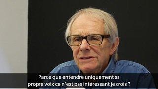 Le réalisateur Ken Loach au FIFF à Fribourg