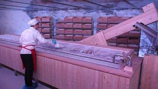 Les mines de sel de Bex veulent attirer plus de touristes