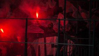Hockey: 13 supporters arrêtés pour violence après un match au Tessin