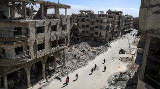 Syrie: un convoi d'aide alimentaire est entré dans la Ghouta orientale