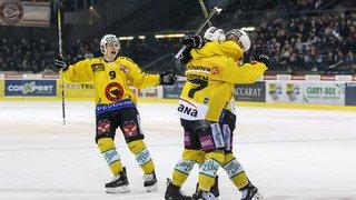 Hockey - National League: Genève et Fribourg perdent le 2e match des quarts de finale des play-off