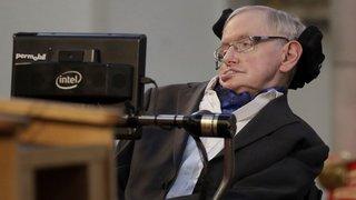 Astrophysique: le célèbre professeur anglais Stephen Hawking est mort