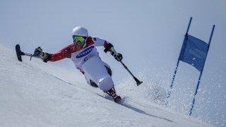 Jeux Paralympiques: triple fracture du métatarse pour le Bernois Christoph Kunz, double Champion olympique