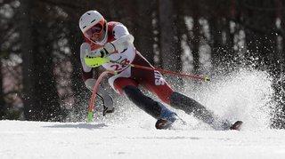 Jeux paralympiques de PyeongChang: déception suisse en slalom