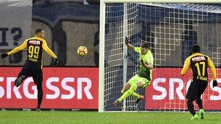 Football: Young Boys s'impose 2-1 face au FC Zurich lors de la 26e journée de Super League