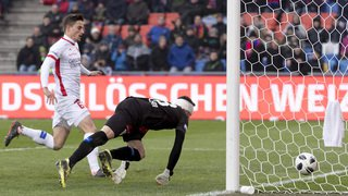 Football: battu à Bâle, le FC Sion retrouve la lanterne rouge