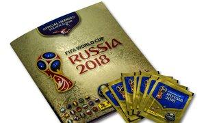 Coupe du Monde 2018: collectionnerez-vous les Panini?