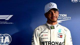 Record historique pour Hamilton: 28 fois de suite dans les points en Formule 1