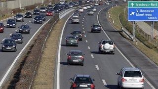 La Confédération investit près de 2 milliards pour les routes nationales en 2018