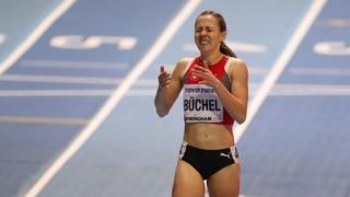 Selina Büchel débordée en finale du 800 mètres
