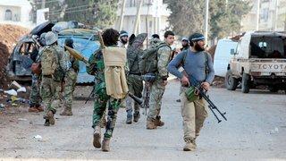 «Ankara négocie  la prise de Manbij»