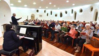 Pour ses 80 ans, le chœur des Rameaux chante l'oratorio «Elias», un concert événement offert au public chaux-de-fonnier