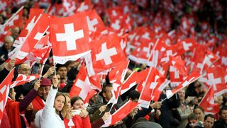 Les supporters suisses  ne se ruent pas vers la Russie