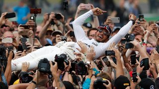 Malgré la concurrence, Mercedes reste favori