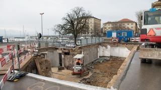 La vieille cuisine de Cap gourmand mise à nu au port de Neuchâtel