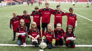 Arcinfo Kids, avec Neuchâtel Xamax FCS - FC Schaffhouse
