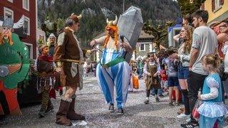 Val-de-Travers: les duos célèbres à l'honneur du 43e Carnavallon