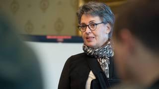 """Pauline de Vos Bolay: """"Nous voulons remettre les clefs d'institutions les plus saines possibles"""""""
