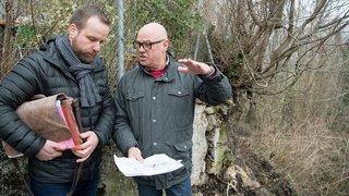Boudry: la sécurisation de la colline de la tour Marfaux pourrait coûter jusqu'à 1,5 million de francs