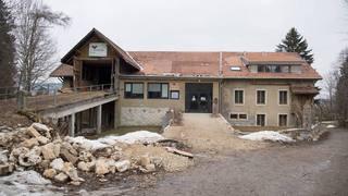 La Chaux-de-Fonds: le printemps de la ferme des Arêtes