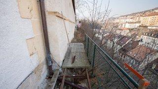 Bientôt le tour complet du château de Neuchâtel?