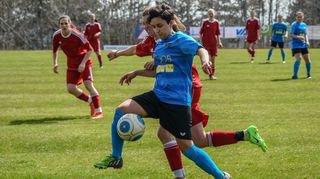 Les filles du FC Val-de-Ruz font le difficile apprentissage de la deuxième ligue