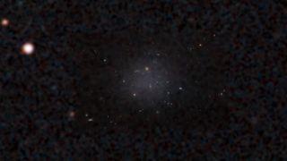 Découverte d'une galaxie quasiment sans matière noire, une première