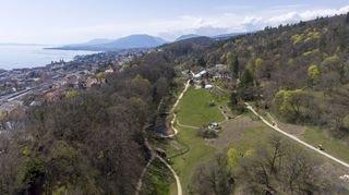 Neuchâtel: une campagne de pub pour le vallon de l'Ermitage