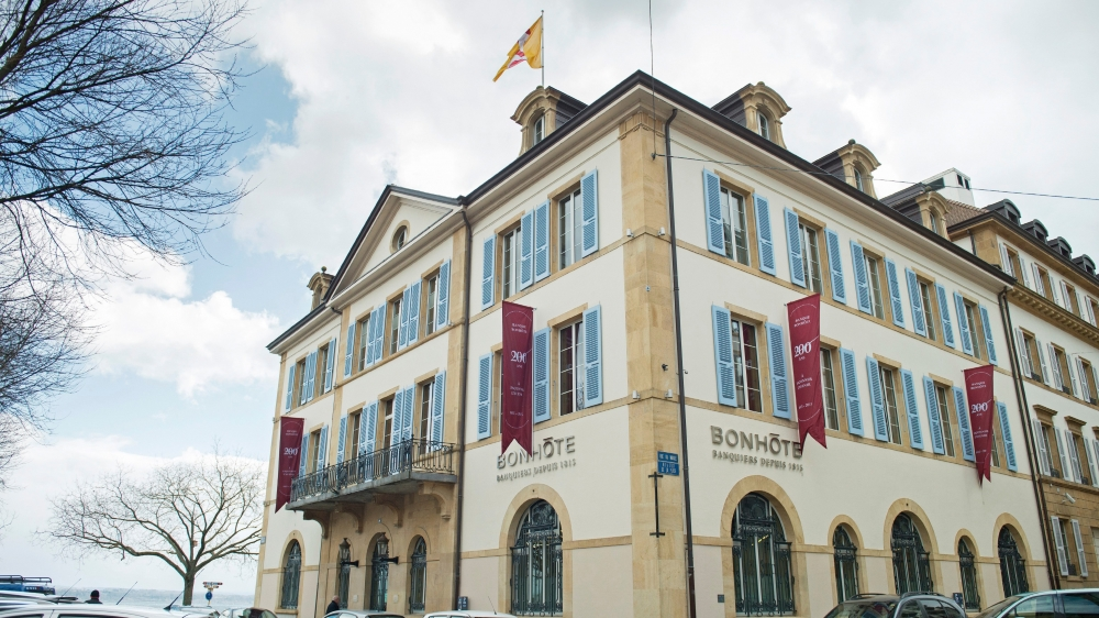 Neuchâtel: la banque Bonhôte dope son bénéfice