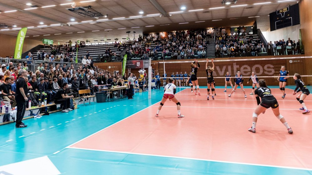 Troisième événement majeur en Suisse, le Final Four nécessite le soutien de quelque 300 bénévoles.
