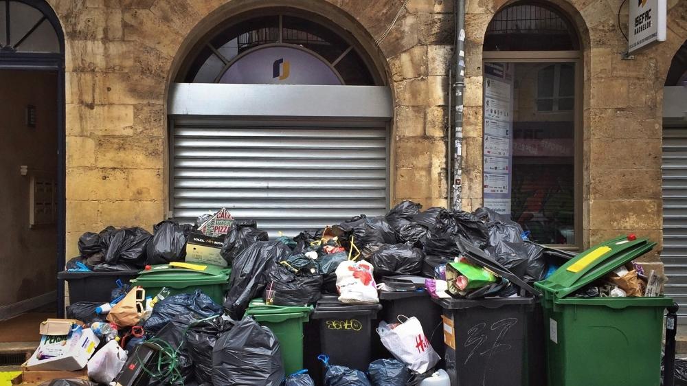 De plus en plus de déchets suisses jetés en France