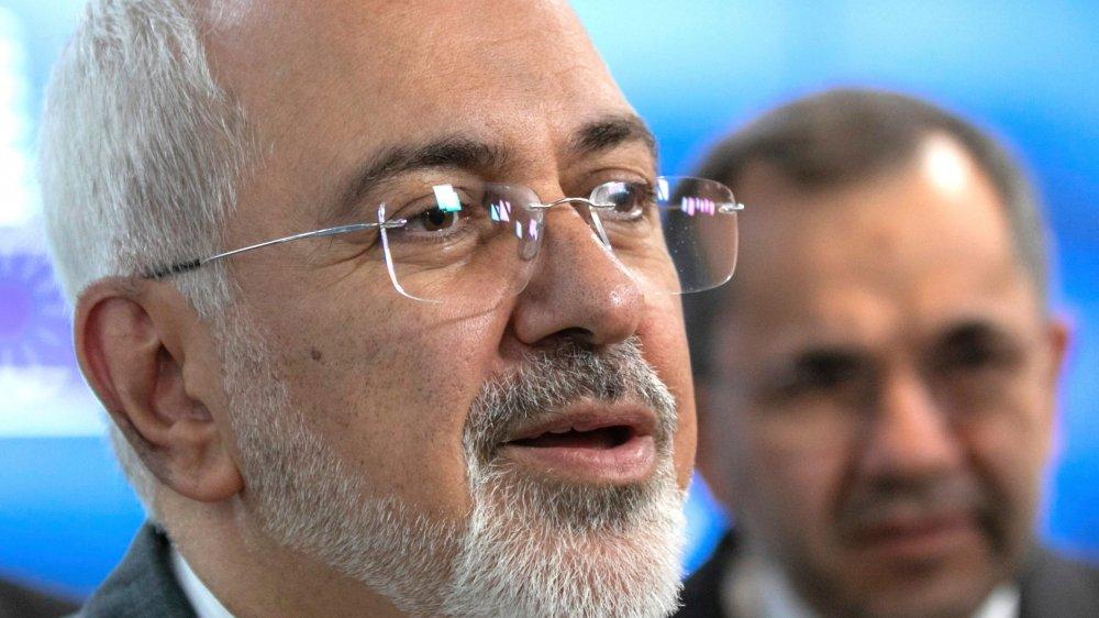 Le ministre iranien des Affaires étrangères, Mohammad Javad Zarif,  a multiplié les rencontres, hier, à Bruxelles.