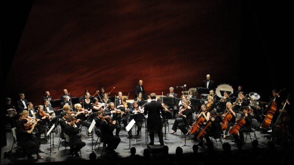 L'Orchestre des Jardins musicaux accompagnera un film de Buster Keaton.
