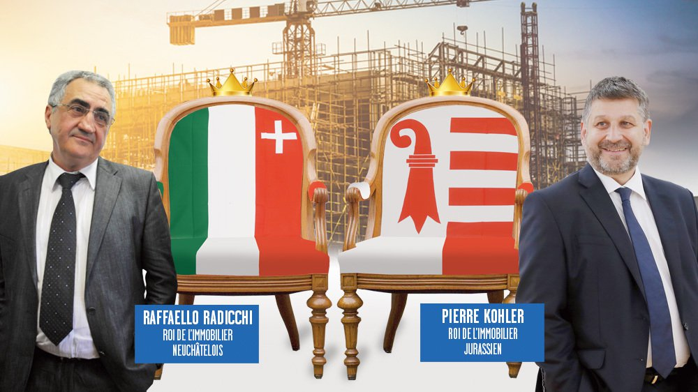 Le Chaux-de-Fonnier et le Jurassien participeront au grand jeu du SINE demain jeudi à Neuchâtel.