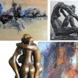 Exposition collective de peinture & sculpture