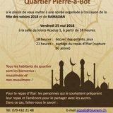 Fête des Voisins - Soirée Ramadan