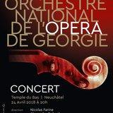 Orchestre de l'Opéra National de Georgie