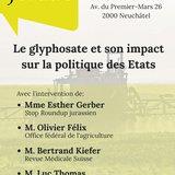Glyphosate & son impact sur la politique des Etats