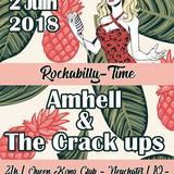 Concert Rockabilly - Amhell & The Crack ups