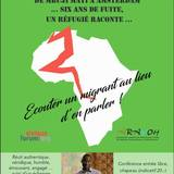 Conférence d'Emmanuel Mbolela