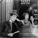 SHERLOCK JUNIOR Buster Keaton par Pascal Contet