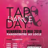 Tap Dance Day - Enjoy United Dance