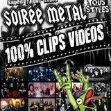 Soirée Métal - 100% clips vidéos avec Bloodlost