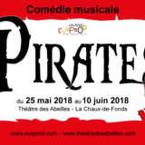 Pirates - Comédie musicale