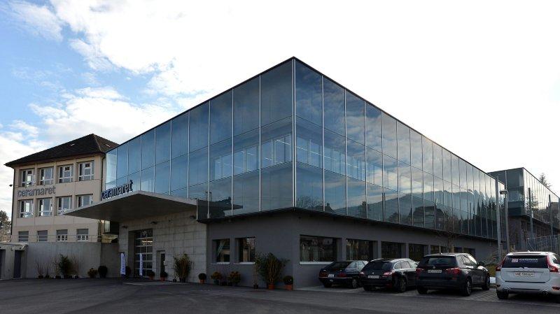 Le spécialiste de la céramique de haute précision Ceramaret, à Bôle, rachète une entreprise allemande