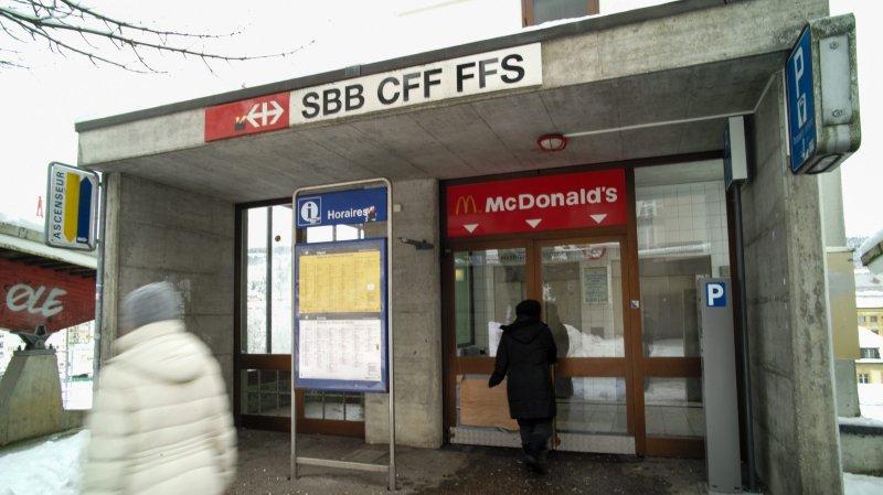 Le chantier des ascenseurs de la gare de La Chaux-de-Fonds est retardé