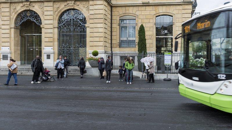 L'abonnement Onde Verte deux zones reviendra aux jeunes en formation à 247fr.50 au lieu de 495 francs.