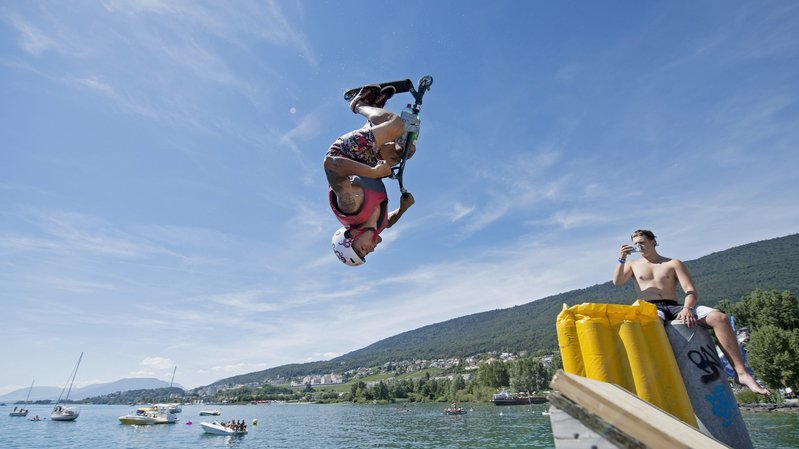 Le Watt Air Jump de Saint-Blaise mise sur son offre musicale