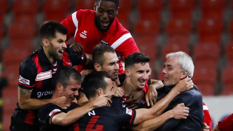 Xamax en Super League: les 4 tournants d'une saison de rêve