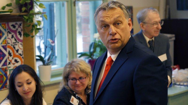 Le premier ministre hongrois Viktor Orban mit fin à sa campagne instrumentalisant l'antisémitisme et l'islamophobie en comparant la migration à de la «rouille qui va lentement mais sûrement ronger la Hongrie».